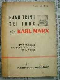 Hành trình Trí thức của Karl Mã. Nguồn: Nam Sơn, Sài  Gòn 1968