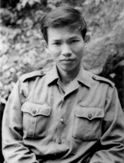 Nguyễn Đắc Xuân thời kháng chiến (1966-1974). Nguồn: bachovoihue.com