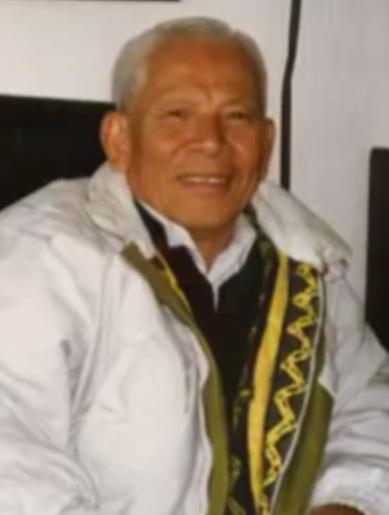 Cựu Đại tá Phạm Văn Liễu chụp khoảng 1996 (1027-2010)