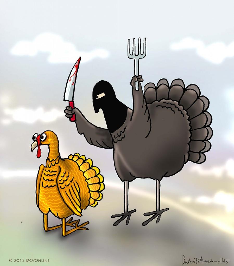 Happy Thanksgiving. Tranh Babui.