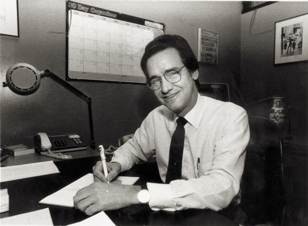Manuel de Dios Unanue Chủ bút tờ El Diario bị ám sát năm 1992 tại một quán ăn ở New York Ckity restaurant vì phóng sự điều tra của ông về bọn buôn ma tuý, rửa tiền