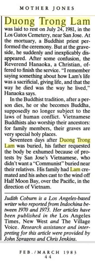 "Nguồn: Judith Colurn, ""Terror in Saigontown, U.S.A."", Mother Jones, Feb-Mar, 1983, trang 44"