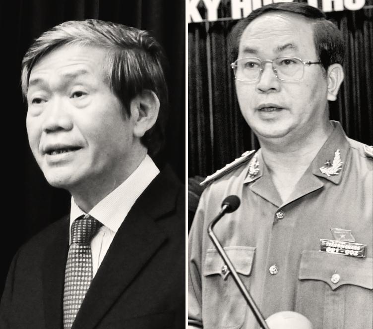 (T): Đinh Thế Huynh; (P) Trần Đại Quang. Nguồn OntheNet/DCVOnline