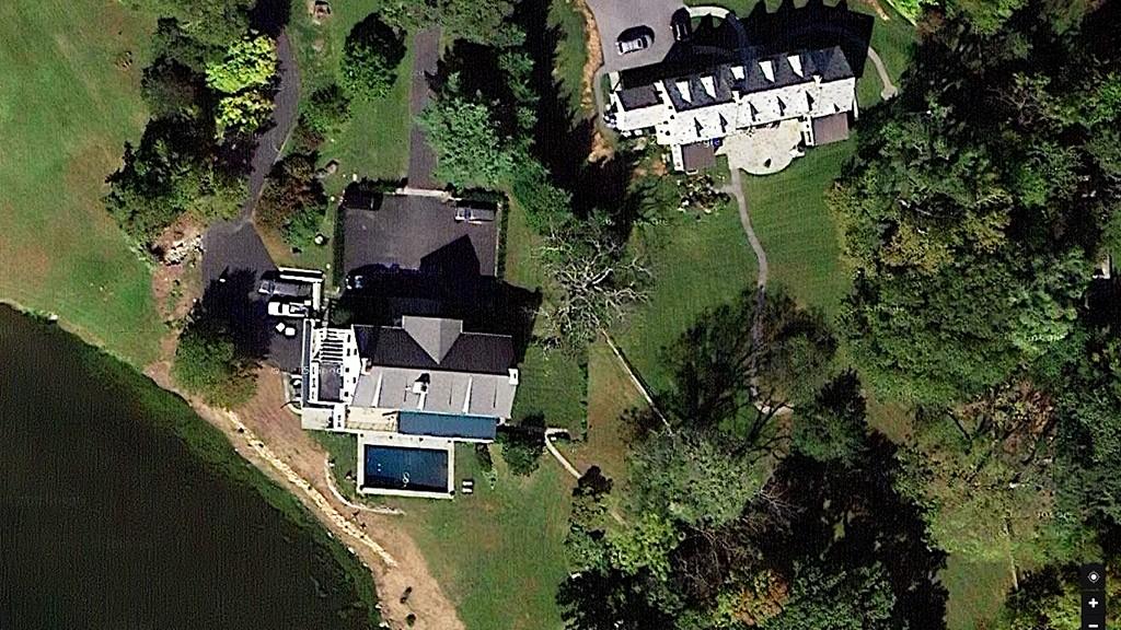 Nhà riêng của ông Jo Biden, Phó Tổng thống Mỹ. Nguồn: Goodgle Maps