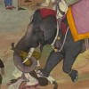 220px-Jamal_al-Din_Husayn_Inju_Shirazi_-_Two_Folios_from_the_Akbarnama_-_Walters_W684_-_Detail_A
