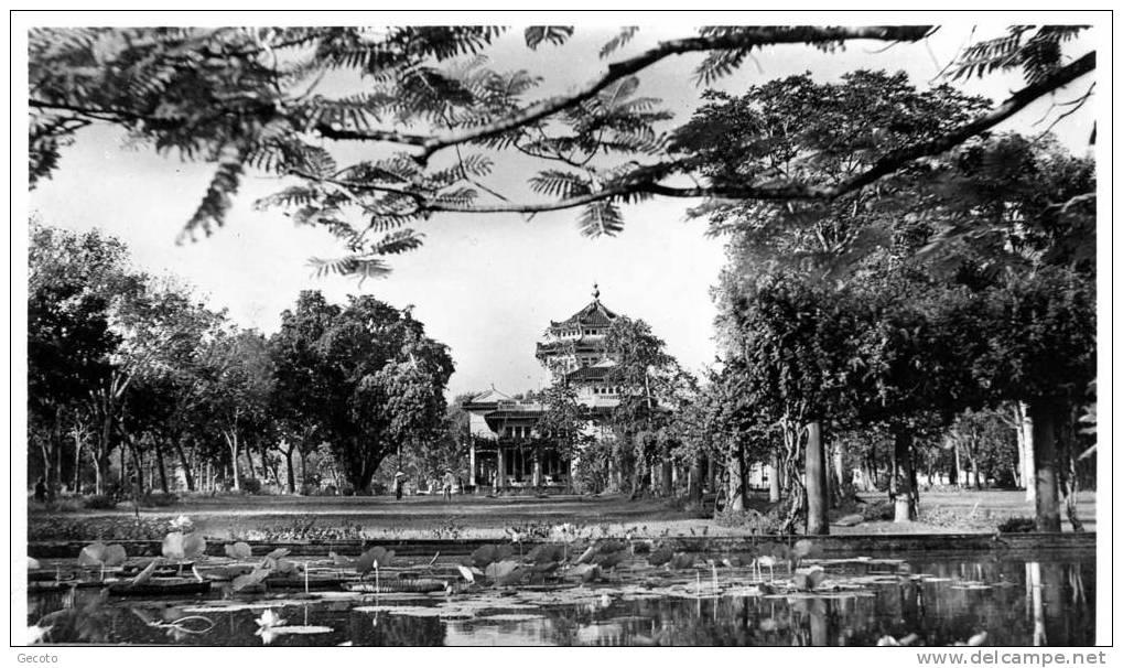 Thảo cầm viên ở Sài Gòn. Nguồn: Delcamp