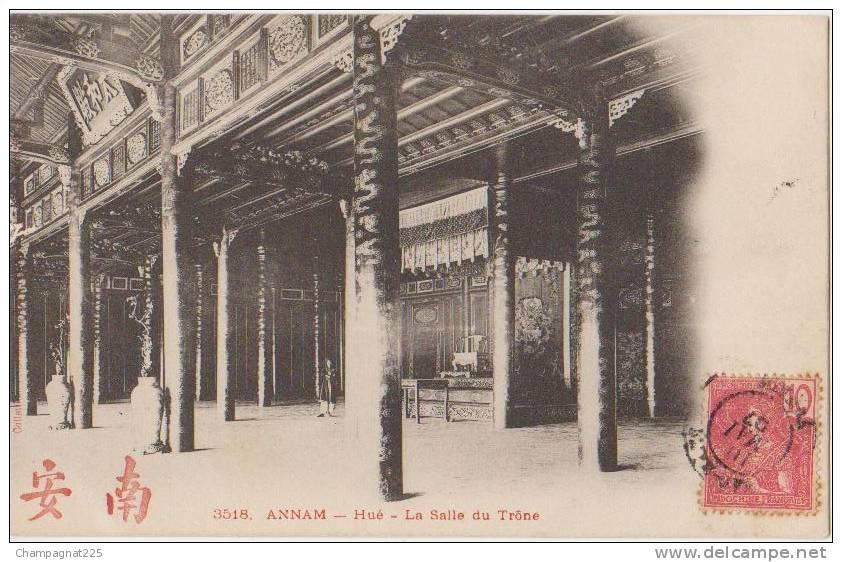 Nội điện Thái Hòa, 1907. Nguồn Delcamp.net