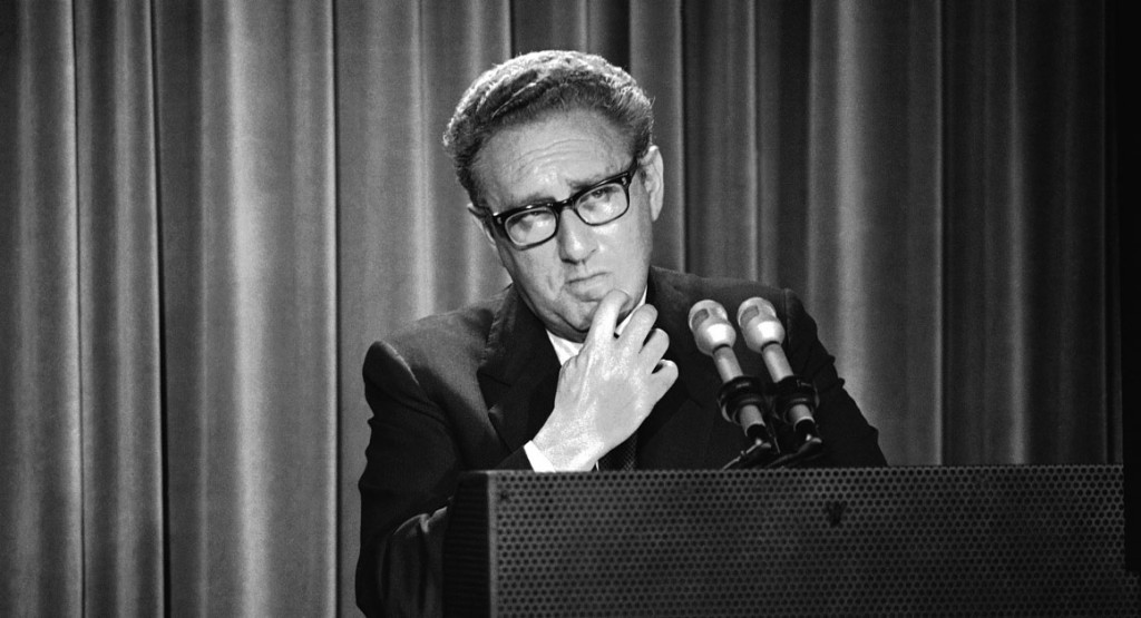 Henry Alfred Kissinger (1923 -), 3 tháng 5, 1973. Nguồn: AP Photo/Harvey Georges