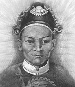 Tổng tấn Lê Văn Duyệt (1763 hay 1764–3 July 1832). Nguồn: OntheNet