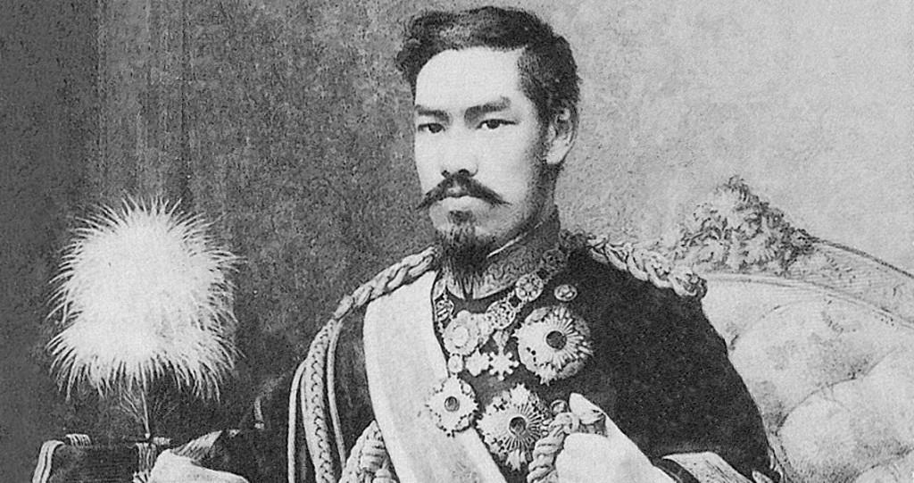 Minh Trị Thiên Hoàng. Nguồn: OntheNet