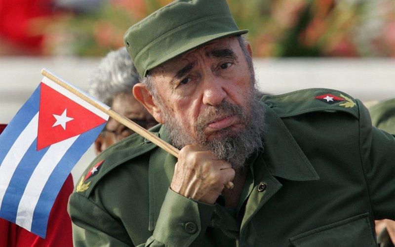 Fidel Castro. Nguồn: Claudia Daut/Reuters