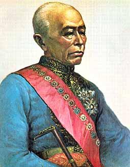 Quốc Vương Mongkut (Rama IV) 1851-1868