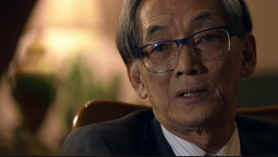 Nguyễn Xuân  Nghĩa. Nguồn: PBS