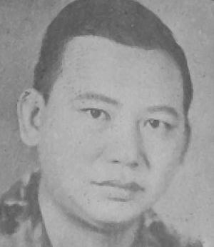 Đại Uý Nguyễn Văn Đương. Nguồn: tuần báo Diều Hâu