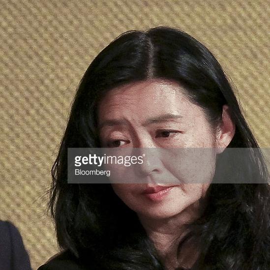 Bà Vương Thụ Hoa, Phó Tổng Giám đốc Tập đoàn Formosa. Nguồn: Getty/Bloomberg