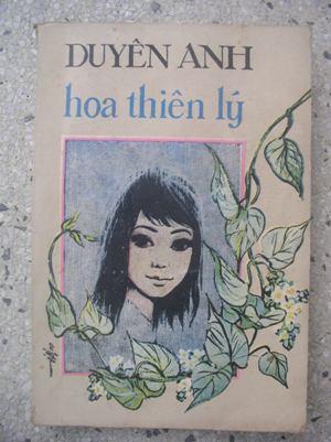 Tập truyện Hoa Thiên Lý, Duyên Anh, 1963.