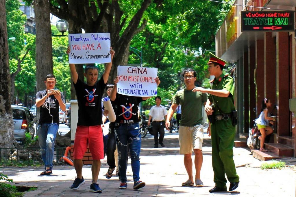 Việt Nam trách Trung Quốc đưa tin 'sai sự thật' về phán quyết PCA