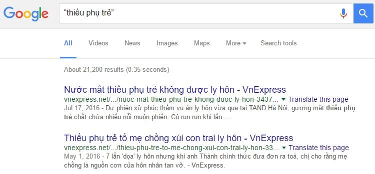 Hình Google search