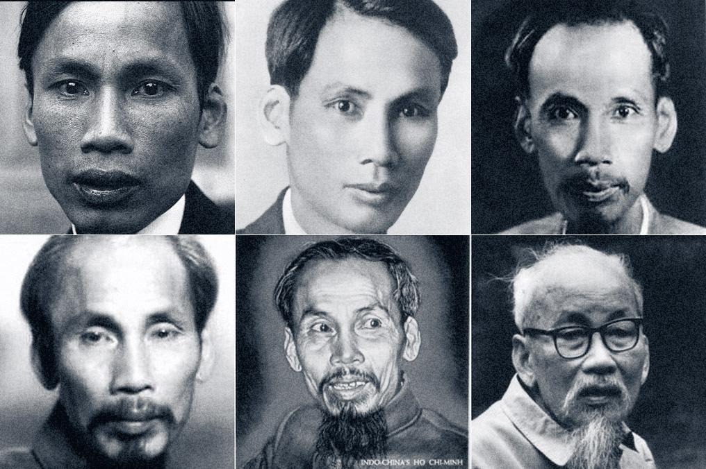 Hồ Chí Minh: nhiều mặt. Nguồn: DCVOnline tổng hợp
