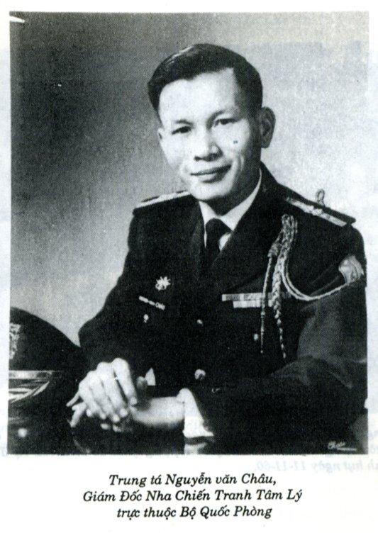 """Ong Nguyễn Văn Châu. Nguồn:  Nguyễn Văn Châu, Nguyễn Vy Khanh, """"Ngô Đình Diệm và nỗ lực hòa bình dang dở"""", Xuan Thu 1989"""