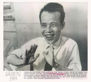 Trần Kim Tuyến (Saigon, 1964). Nguồn: AP Wire