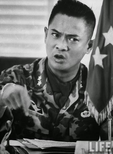 Tôn Thhast Đính, Saigon 1963. Nguofn: LIFE