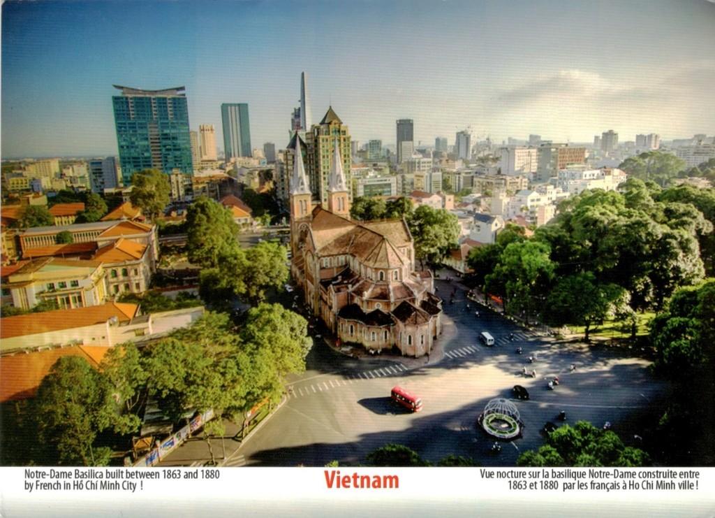 Buuwu thiếp. Nguồn: Vietnam Paradise Travel.