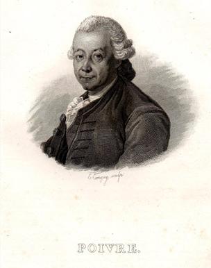 Pierre Poivre  (1719-1786). Nguồn: La Galerie Napoleon