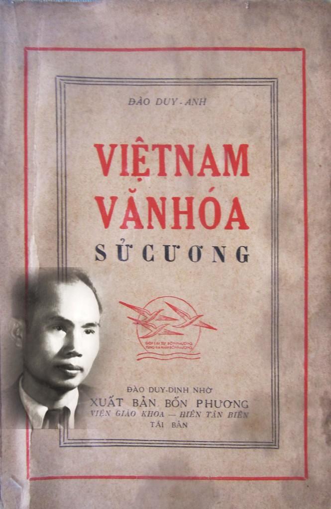 Việt Nam Văn hoá Sử cương, Đào Duy Anh.