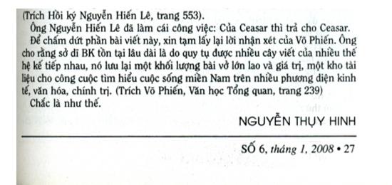 Nguồn: Tân Văn số 6, tháng 1, 2008. Trang 27