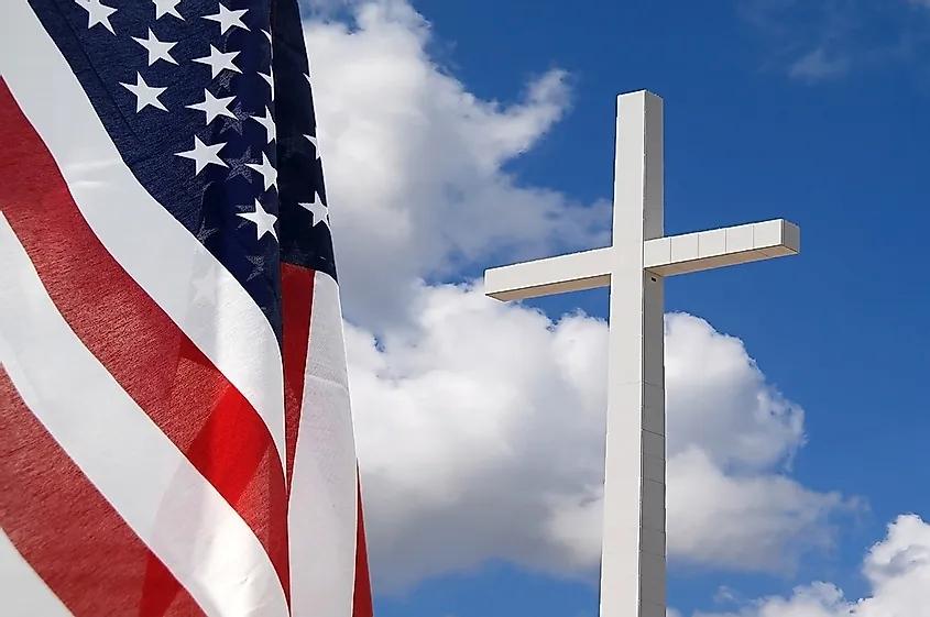 Người Thiên Chúa giáo và hai tổng thống