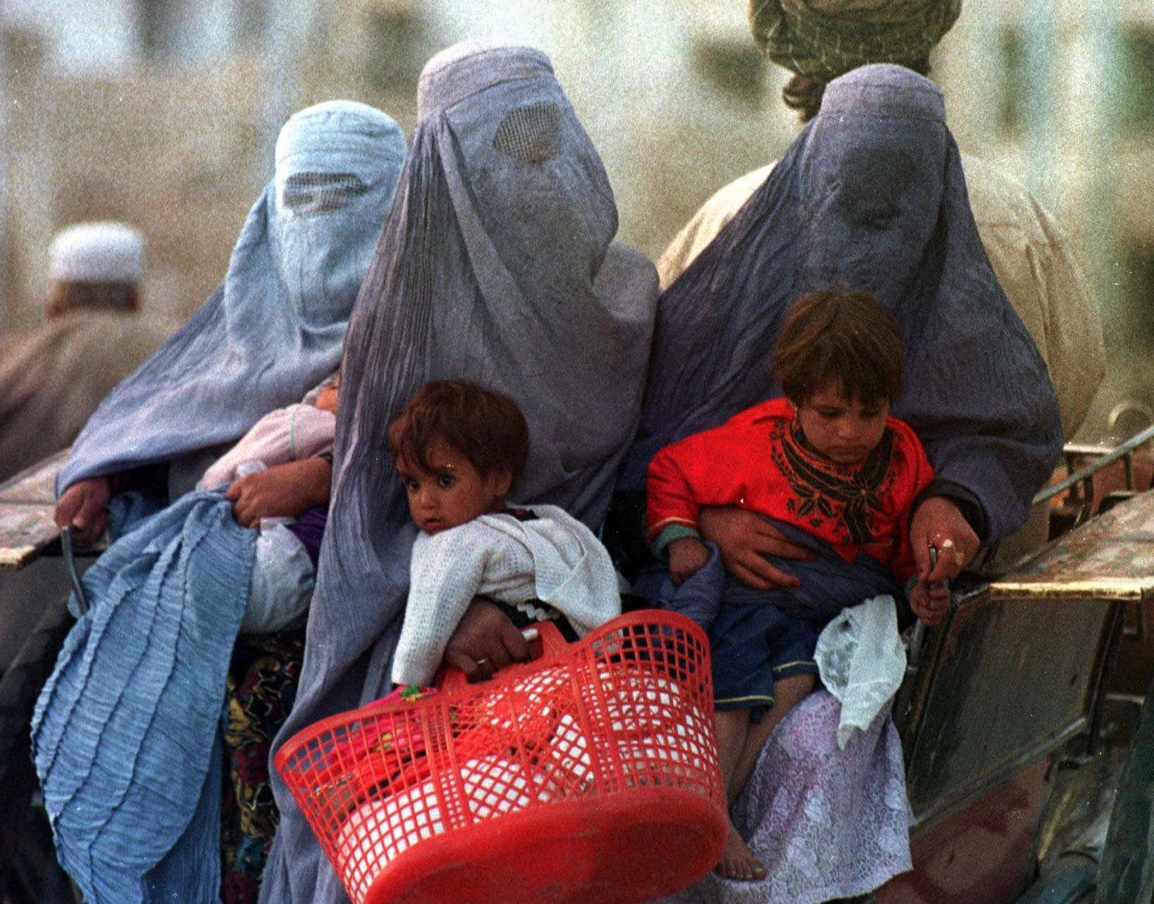 Những người phụ nữ Afghanistan khác